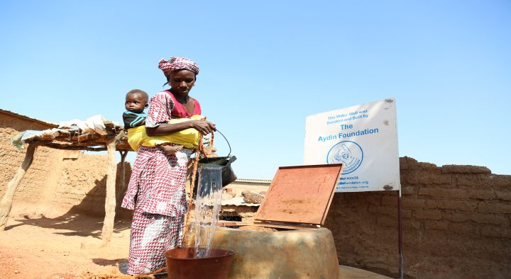 Mali Water Wells Complete